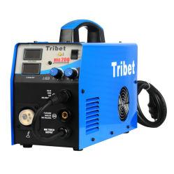 MIGの携帯用専門家IGBTインバーター溶接機MIG200の溶接工