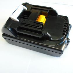 Batteria a batteria da 18 V 12 V batterie agli ioni di litio Kit combinato di ricambio per Makita