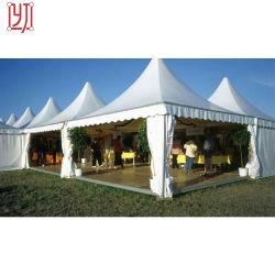 Hochzeitsfest-Pagode-Zelt des Weiß-oder Farben-Aluminiumrahmen-10X10 großes für Verkauf