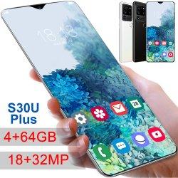 هاتف محمول حقيقي من الجيل الرابع LTE بقياس 6,7 بوصة مع 64 جيجابايت ROM
