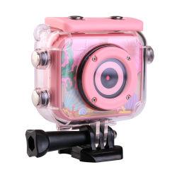 Im Freienkind-Sport Actiom Kamera-wasserdichte Videokamera für Schwimmen