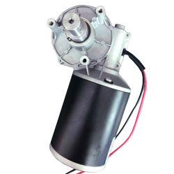 motore di riduzione di velocità di CC di coppia di torsione del motore dell'attrezzo di CC 12V alto