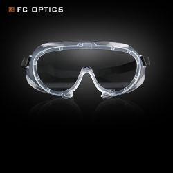 PVC Piscine pour enfants garçons Private Label de sécurité anti-poussière de protection Safe Nouveau mode de brouillard Brouillard Vintage Hommes verres de lunettes