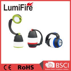 옥외 다기능 USB Rechargeble 토치 테이블 램프 일 빛