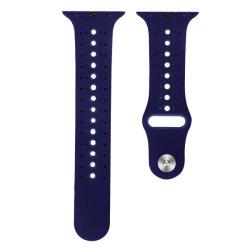 Qualitäts-Silikon-Uhrenarmband für Apple-Uhr
