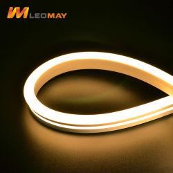 Publicidad cartel de neón de LED de 8*17 luz de neón iluminado impermeable al aire libre