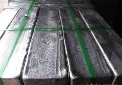 Lingote de magnesio de metal del 99,95% del 99,95% de lingotes de Magnesio El magnesio lingote 99,95%