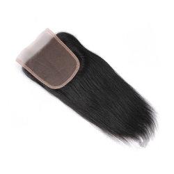 Fermeture de droite Wendyhair vierge cheveu humain