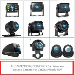 Telecamera di retromarcia con cavo/wireless AHD/CCD/CMOS per auto e. Carrello