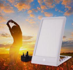 超高輝度ポータブル Sad Therapy Light Daylight Therapy オフィスの家のための自然な日光シミュレーション UV-Free
