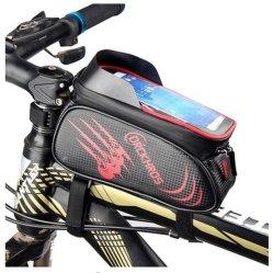 6.0インチの下でShipin標準的な速いDispatchwaterproofの自転車のバイク山のサドルの記憶袋適合に電話を用意しなさい