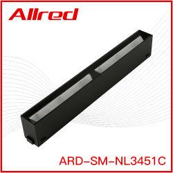 Smart Comercial da intensidade de 10W em alumínio para Interior LED SABUGO via Luminária