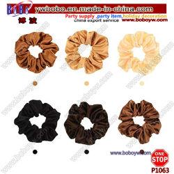 Karton-Korea-Haar-Zubehör eingestelltes elastisches Haar versieht Kind-Mädchen-Haar Scrunchy mit einem Band (P1063)