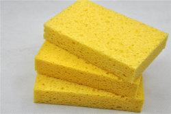 中国ホールセール高吸収性天然木材パルプ及び綿 車の洗浄セルロース biodegradable スポンジ