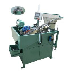 Máquina de escutas totalmente automático para peças de fundição de moldes de Alumínio Liga de zinco