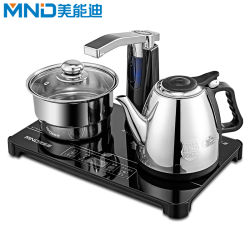 Кухня электрический нержавеющая сталь материал воды чайник с термосом стерилизации Pot чайник нагревательную плиту для домашних хозяйств