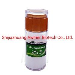 테부코나졸 60g/L FS; 120g/L FS; 25% SC; 25% EC 농약체 매우 효과적인 전신 균류