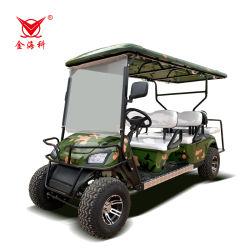 Venda a quente 4 Lugares carrinhos de golfe eléctrico com certificados CE