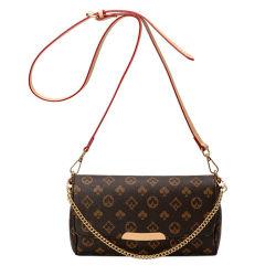2021 Лучшая продажа женщин′ S сумка мода женская Crossbody сумка Оптом заводской оптовой сумки с кожаным плечиком PU с лучшей ценой