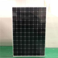 الوحدة الشمسية أحادية اللون 500 واط 48 فولت عالية الكفاءة درجة A لنظام الشبكة الشمسية غير المتصلة، نظام الطاقة الشمسية على الشبكة ضمان لمدة 25 سنة