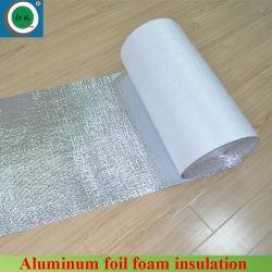 Hoge reflecterende aluminiumfolie XPE EPE schuimisolatie en geluid Isolatie