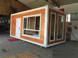 Fabriqué en Chine Luxury Flat Pack Salle à manger de la chambre de conteneur