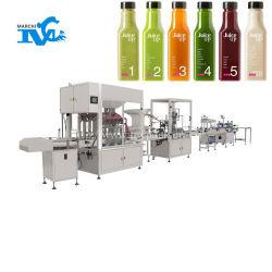Полностью автоматическая энергетические напитки Машина для ПЭТ