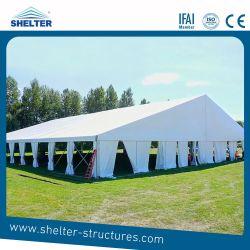 10X20m Outdoor White Wedding Marquee Party Zelt Vordach für 100 Menschen