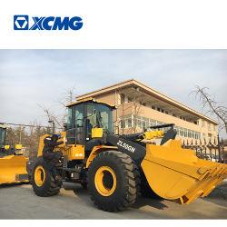 Chargeurs de chargeuse à roues de la Chine haut XCMG chargement frontal de 5 tonnes ZL50GN Marques RC petit tracteur chargeur pour la vente de roue