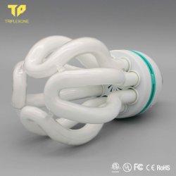 105W 4U Lotus forma Lámpara de ahorro de energía iluminación económico