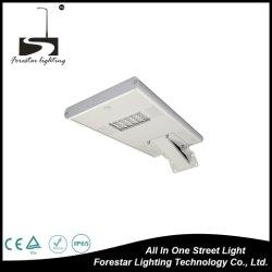 Rifornimento 15W tutto del fornitore in un indicatore luminoso Integrated solare di /Garden della via del LED con il sensore di PIR