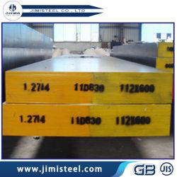 سعر رخيص GB 1.2714/DIN 56nicrmov7/En 55crmo8 Alloy Mold Tool Steel الصفيحة من الصلب للساخنة الصلب القديم