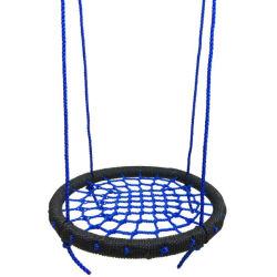 Sedie da spiaggia Swing Bambini Round Swing Playground Backyard Set per Bambini