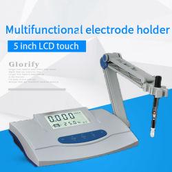 Electrodo de gran precisión Medidor de conductividad eléctrica Indutry Portable