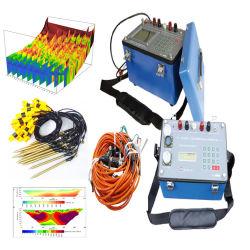 Instrument de sondage de résistivité géographique pour la prospection géophysique, Masse détecteur d'eau