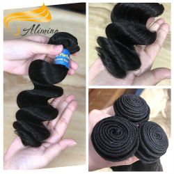 Groothandel Virgin Hair Extension Onverwerkt Braziliaans Virgin Human Hair