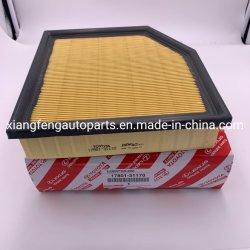 17801-31170 автомобильных запчастей бумаги воздушного фильтра для Toyota RAV4 Ала49 2ad