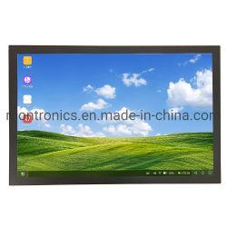 싼 27 인치 LCD BNC CCTV 사진기 시험 안전 모니터