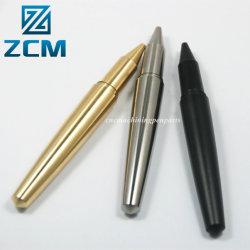 Penne su ordine del titanio personalizzate fornitore di Shenzhen/del metallo rame/di fontana della penna di marchio del rullo penna su ordinazione di alluminio dell'ottone/