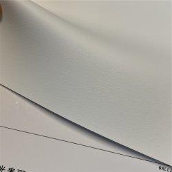 Não Tecidos de futebol de Base do couro Personalizar PU em couro sintético