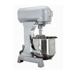 Alimento comercial leite de mistura de farinha de ovo a mistura de géneros alimentícios copo misturador pasta alimentar batedeira Tanque de Aço Inoxidável 20L