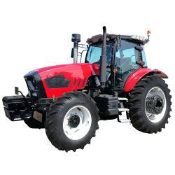 90HP 100HP 110HP 120HP 130HP 140HP 150HP 160HP сельскохозяйственной фермы колес трактора с передним погрузчиком прицепа плуга обратной лопаты
