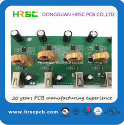 De nieuwe Aankomst ging de Populaire Gyroscoop PCB&PCBA van de Afstandsbediening USB vooruit