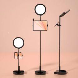 2021 alimentada por pilha levou candeeiro de secretária, rebatível e ajustável em altura candeeiros de mesa do escritório da intensidade de luz regulável, modos de cor Brilho, protecção ocular Light