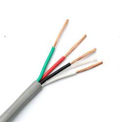 PVC 절연 와이어 4 코어 멀티 코어 28AWG 18AWG Awm UL2464 전기 케이블