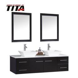 كابينة الحمام الخشبية الصلبة/خزانة الحمام/خزانة الحمام T9147