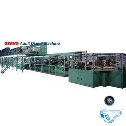 300ppm Automatich fraldas para adultos / Pants máquina de produção e Linhas