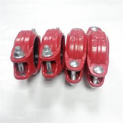 Ковких чугунных ребристого жесткое соединение для шланга
