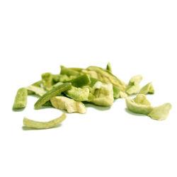 Liofilizado de Pimiento Verde verduras liofilizadas