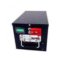 Puerto USB LCD LiFePO4 LiFePO4 de Iones de Litio 24V 100Ah Li Ion Pack